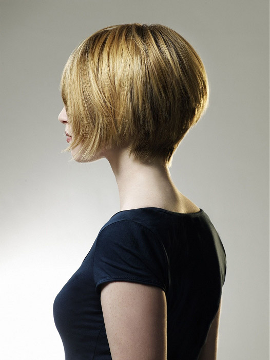 Short Stacked Bob The Latest Trends In Women S