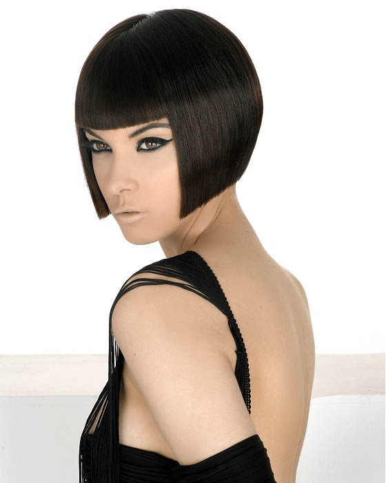 Black French Bob Hairstyle The Latest Trends In Women S Hairstyles And Beauty