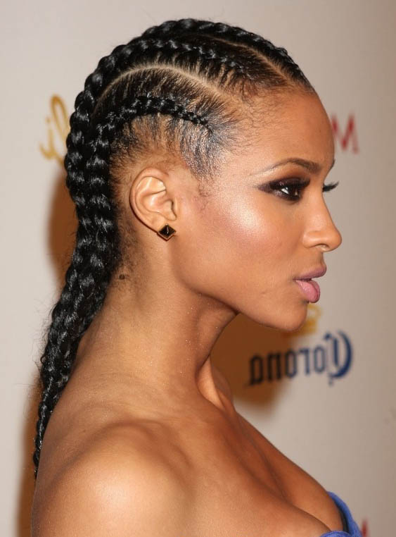 Famous Cornrow Hairstyle From 2003 Which Becks Just Couldn T Pull ...
