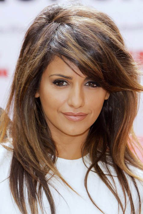 Light Brown Highlights - The latest trends in women's hairstyles and ...