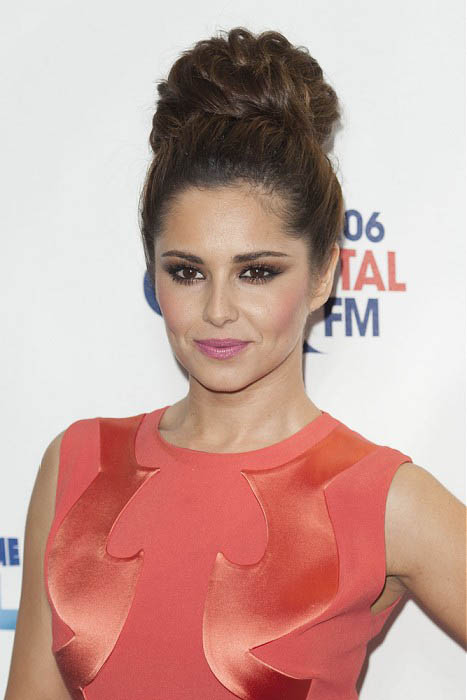 Cheryl Cole Updo The Latest Trends In Women S Hairstyles