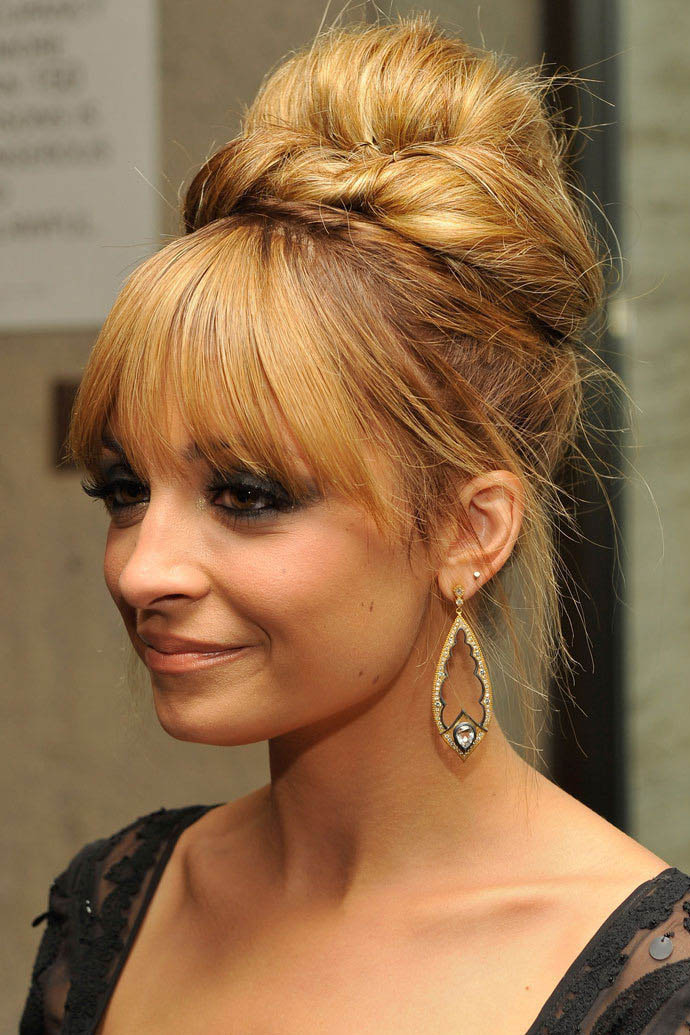 Nicole Ritche Updo The Latest Trends In Women S
