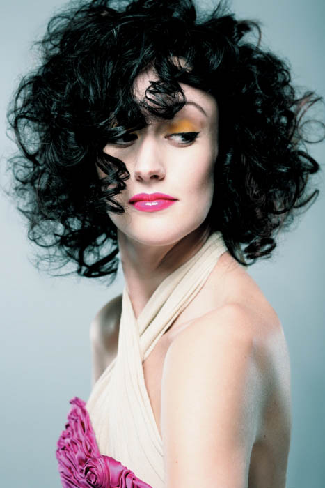 Chin Lenth Curly Hair - The latest trends in women's hairstyles and ...