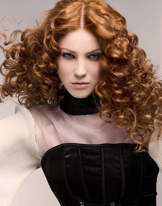 Long Hair Red Ringlets The Latest Trends In Women S