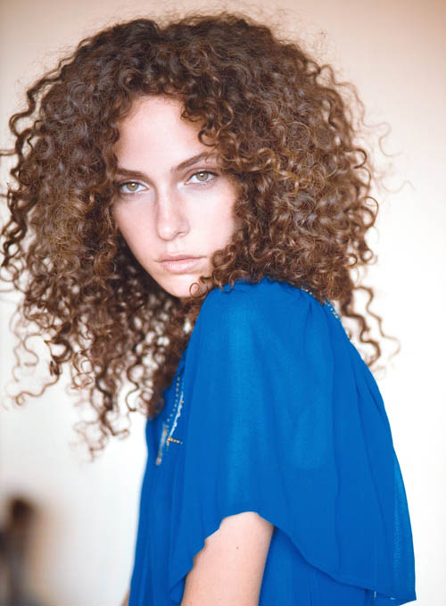 Long Small Spiral Perm The Latest Trends In Women S
