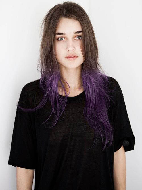 Grunge Style - The latest trends in women's hairstyles and ...