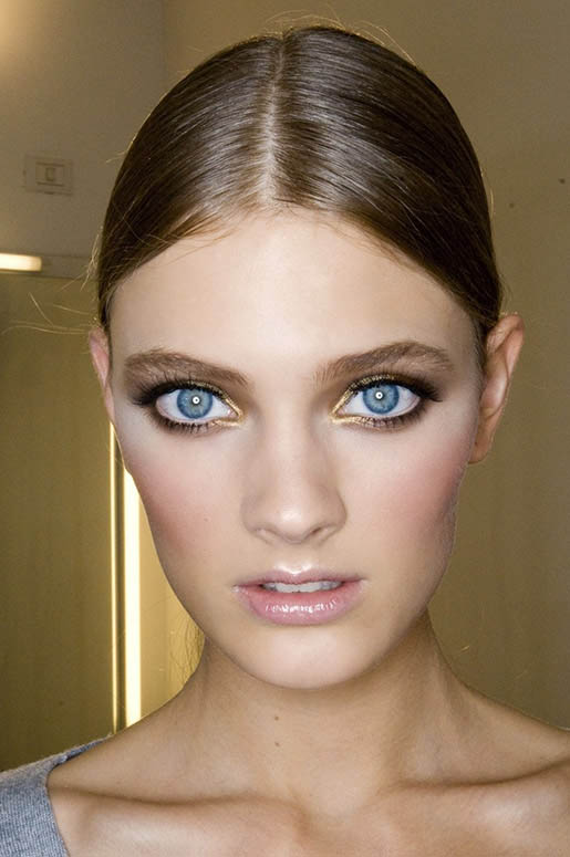 Eye Makeup Blue Eyes The Latest Trends In Women S