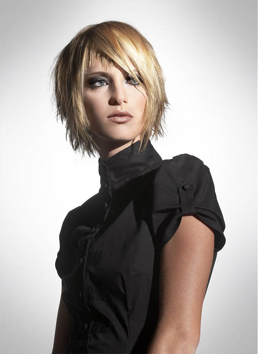 Layered Bob - The latest trends in women's hairstyles and