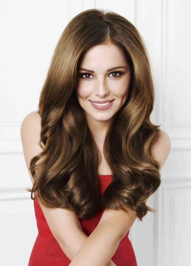 Long Thick Wavy Hairstyle - The latest trends in women\'s ...