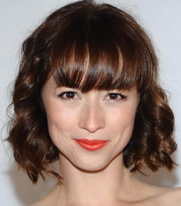 Curly Bob Hairstyle The Latest Trends In Women S