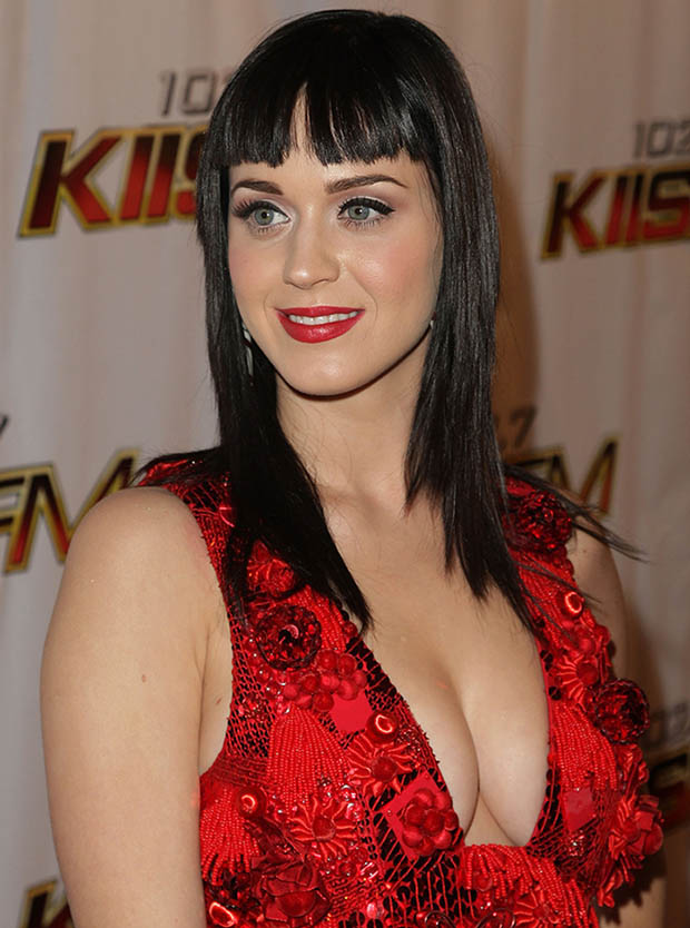 Katy Perry Fringe Bangs The Latest Trends In Women S