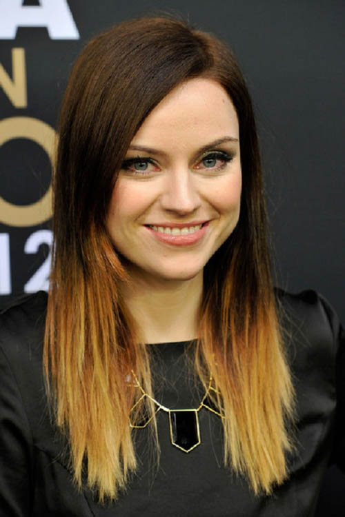 Dark Brown And Strawberry Blonde The Latest Trends In