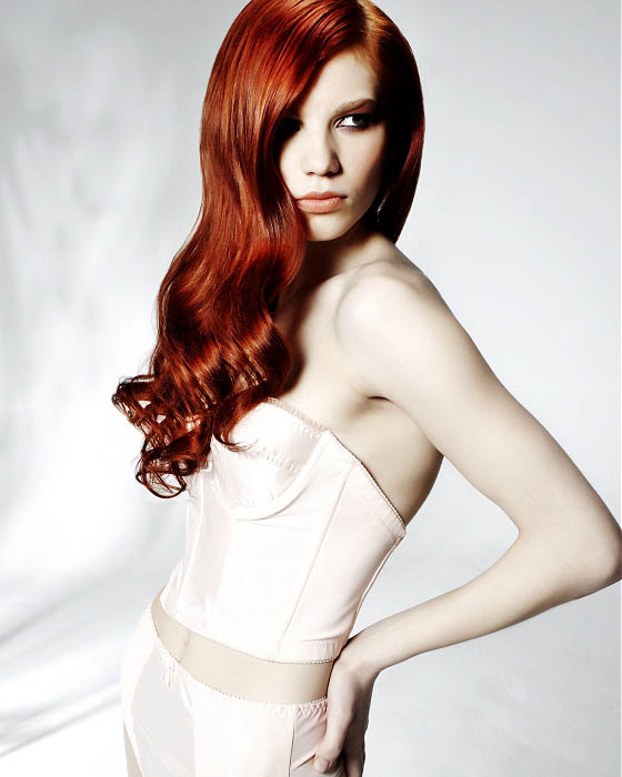 Deep Red Hair The Latest Trends In Women S Hairstyles