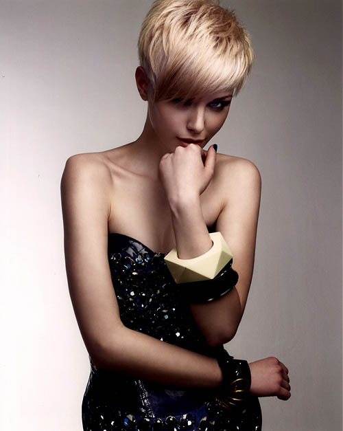 Golden Short Hair The Latest Trends In Women S