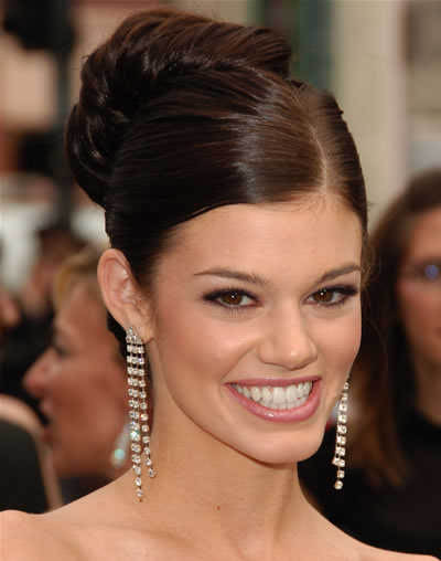 Tight Updo Hairstyle The Latest Trends In Women S Hairstyles And