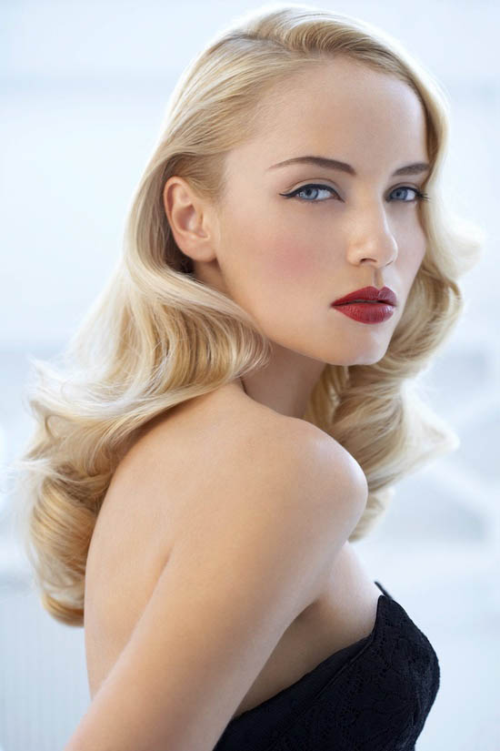 40s Long Hairstyle The Latest Trends In Women S Hairstyles And Beauty