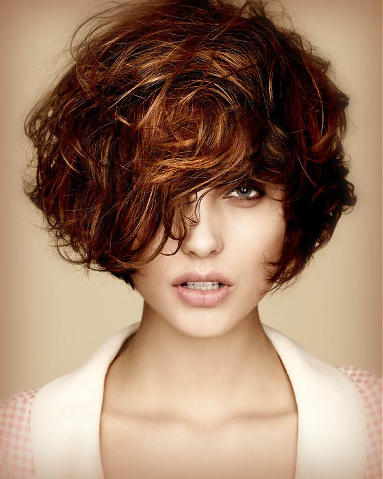 Short Wavy Hairstyle The Latest Trends In Women S Hairstyles And
