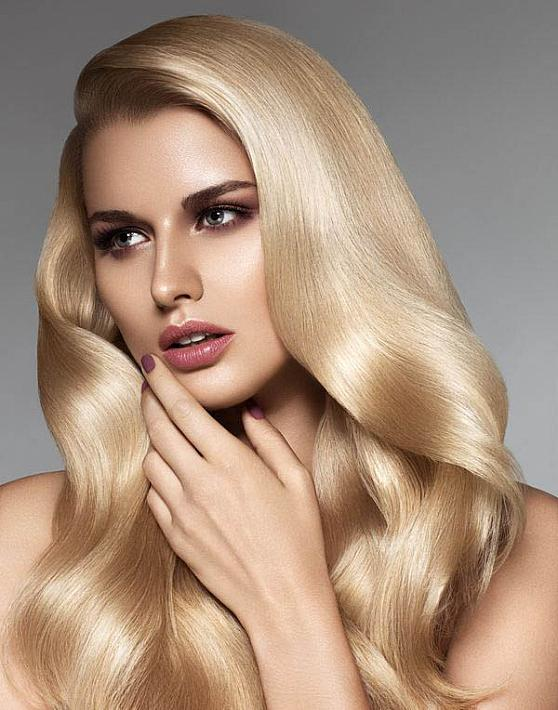Brushed Blonde Hair The Latest Trends In Women S