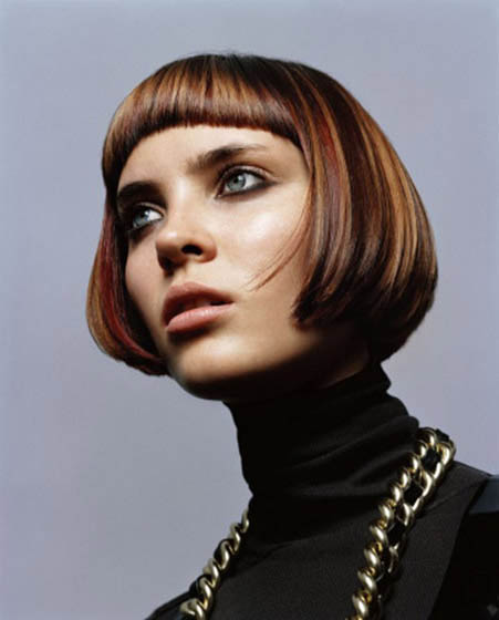 bob hairstyle short bangs   the latest trends in women s