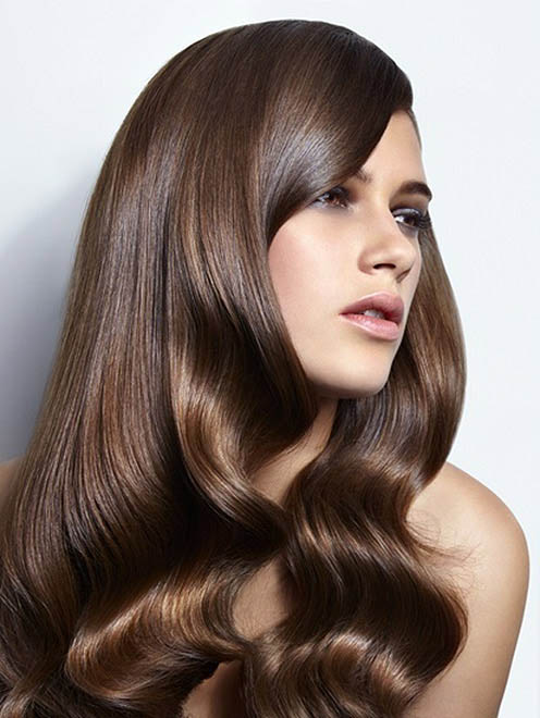 Chestnut Brown The Latest Trends In Women S Hairstyles