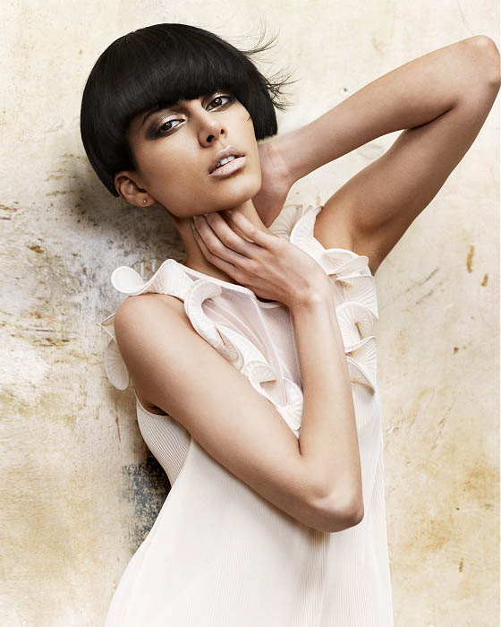 Silky Straight Short Hair The Latest Trends In Women S