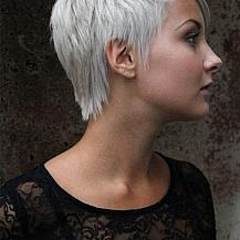 Short Pixie Hair