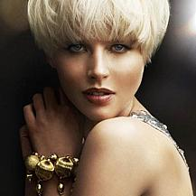 Top Heavy Bob Hairstyle