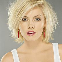 Elisha Cuthbert Teased Short Hair