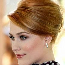 Evan Rachel Wood Updo