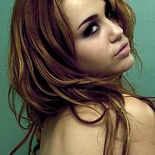 Miley Cyrus Hairstyle Highlights