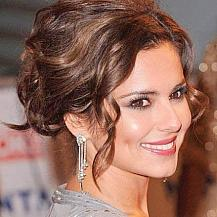 Cheryl Cole Fancy Updo