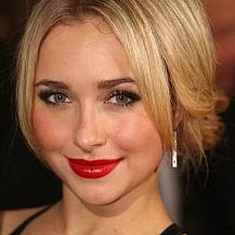 Hayden Panettiere Formal Hairstyle
