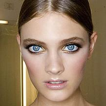 Eye Makeup Blue Eyes