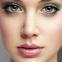 Eye Makeup Green Eyes