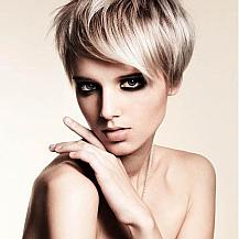Pixie Layered Hair