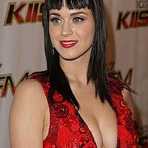 Katy Perry Fringe Bangs
