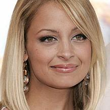 Nicole Richie Medium Bob Hairstyle