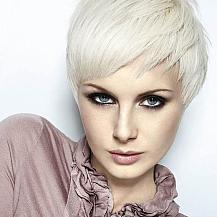 Young Modern Short Hairstyle