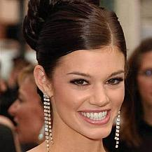 Tight Updo Hairstyle
