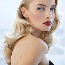 40s Long Hairstyle