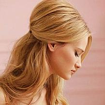 Wedding Bouffant Hairstyle