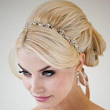 Wedding Bouffant Updo