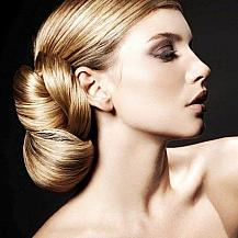 Wedding Chignon Twist Hairstyle