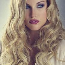 Wedding Loose Curls Hairstyle