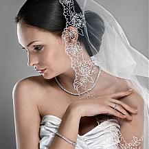 Conservative Wedding Hairstyle