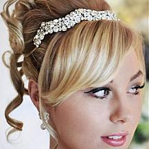 Wedding Hairstyle Curls
