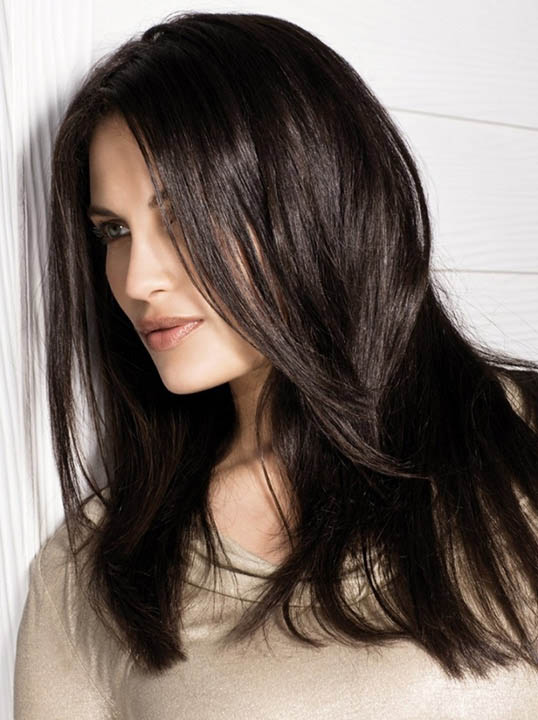 Dark Brown The Latest Trends In Women S Hairstyles And