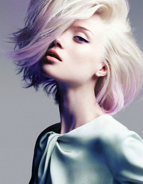 dip dye short hair styles ombre the trends in s hairstyles and 3959 | blonde dip dyed hair