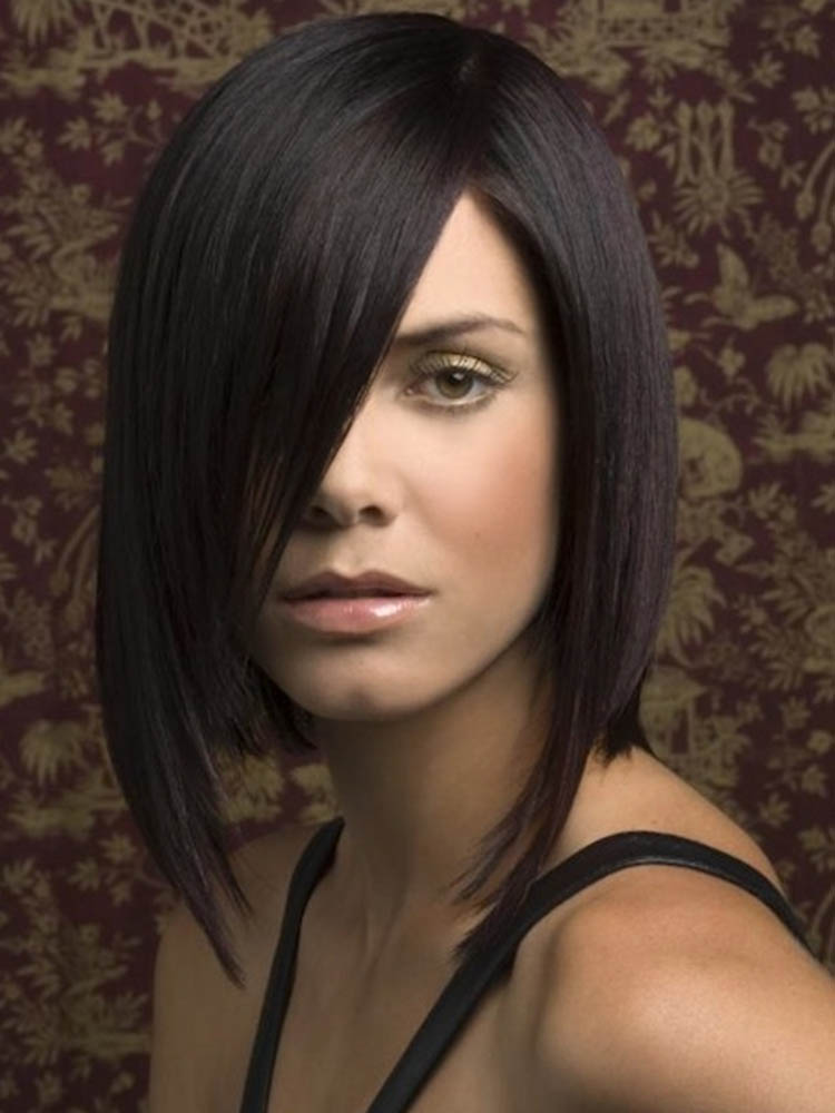 Shoulder Length Straight Hairstyle The Latest Trends In