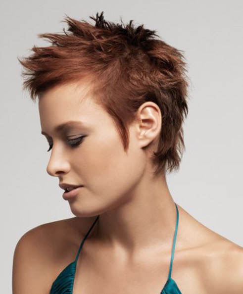 wild short haircuts spiked hair the trends in s 3753 | short wild spiked hair